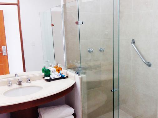 Hotel Tamacá Torre Norte - Santa Marta - Bathroom