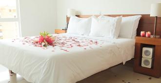 The Morgana Poblado Suites Hotel - Medellin - Bedroom