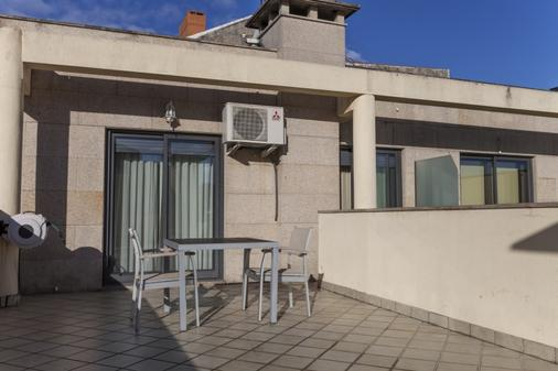 Hotel Sercotel Tres Luces - Vigo - Balcony