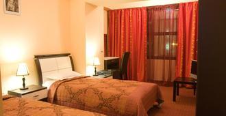Lina Hotel - Bucharest - Bedroom