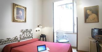Grand Hotel Europa - Naples - Bedroom