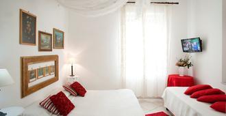 Hotel Europeo - Naples - Bedroom