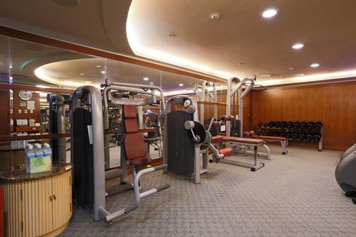 Evergreen Laurel Hotel Taipei - Taipei - Gym