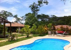 Lodge Margouillat - Tambor - Pool