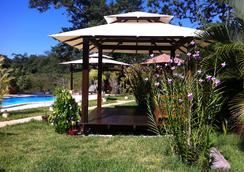 Lodge Margouillat - Tambor - Outdoor view