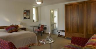 Hotel Saratz Pontresina - Pontresina - Bedroom