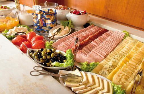 Hotel Metropol - Munich - Dining room