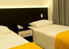 Brás Palace Hotel - São Paulo - Bedroom