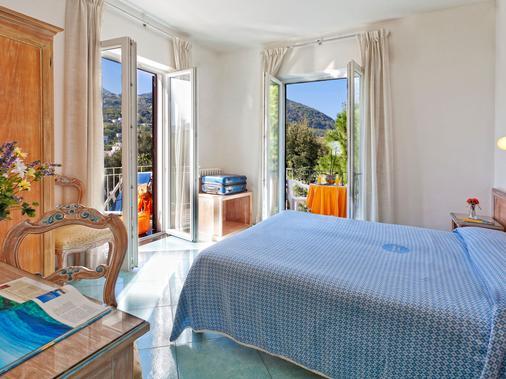 Hotel Cleopatra - Ischia - Bedroom