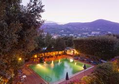 Hotel Cleopatra - Ischia - Pool