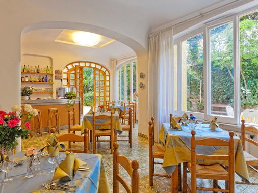 Hotel Cleopatra - Ischia - Restaurant