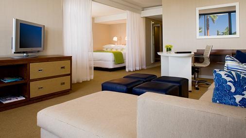 Hyatt Regency Mission Bay Spa And Marina - San Diego - Living room