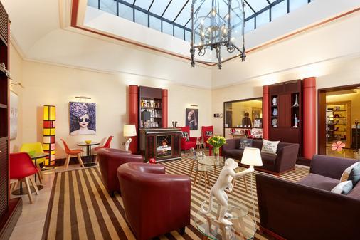 Hotel Waldorf Trocadero - Paris - Lounge