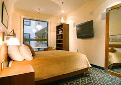 Harborside Inn Of Boston - Boston - Bedroom