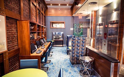 Harborside Inn Of Boston - Boston - Business centre