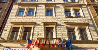 Galerie Royale - Prague - Building