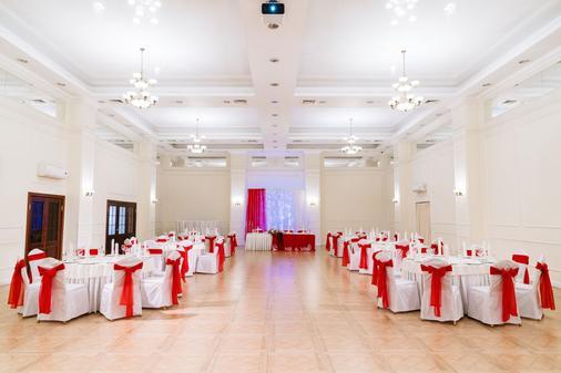 Hotel Polustrovo - Saint Petersburg - Banquet hall