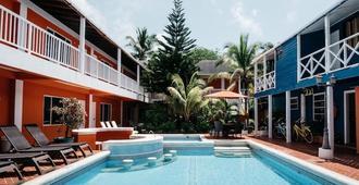 Hotel Sunset - San Andrés - Building