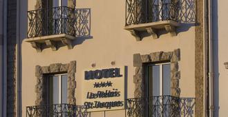 Hôtel Le Relais Saint Jacques - Saint-Jean-de-Luz - Building