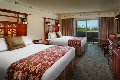 Disney's Grand Californian Hotel and Spa - Anaheim - Bedroom