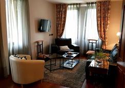 Hotel El Indiana - Llanes - Lounge