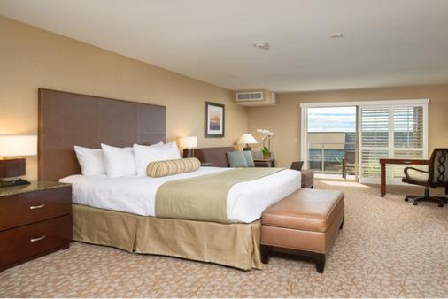 Beach Terrace Inn - Carlsbad - Bedroom