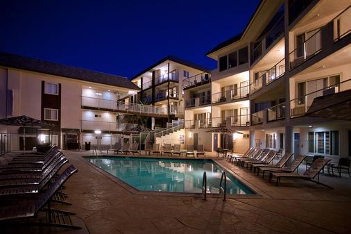 Beach Terrace Inn - Carlsbad - Pool