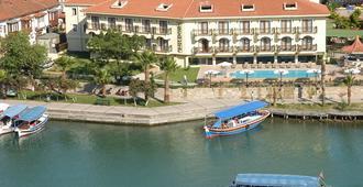 Dalyan Tezcan Hotel - Dalyan (Mugla) - Building