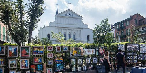 The Saint Hotel Autograph Collection - New Orleans - Outdoor view