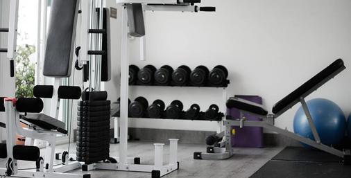 Chillax Resort - Bangkok - Gym
