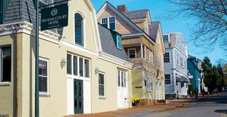 Pelham Court Hotel - Newport - Building