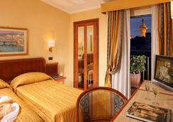 Regno Hotel - Rome - Bedroom