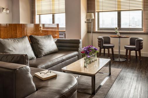 Hotel Hugo - New York - Living room