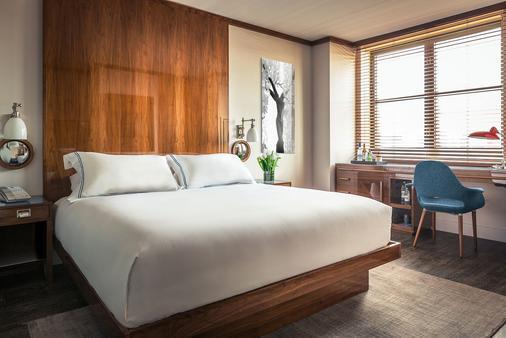 Hotel Hugo - New York - Bedroom