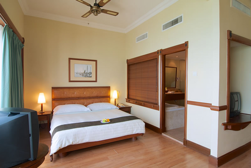 The Northam All Suite Penang - George Town - Bedroom