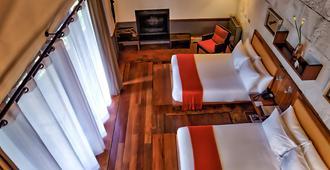 Rodavento Boutique Hotel - Valle de Bravo - Bedroom