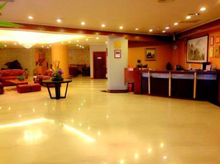 Li Gang hotel - Taichung - Front desk