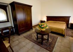 Hotel Stazione Reale - Turin - Bedroom