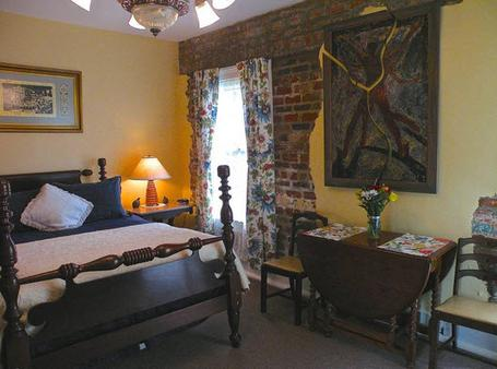 Parisian Courtyard Inn - New Orleans - Bedroom