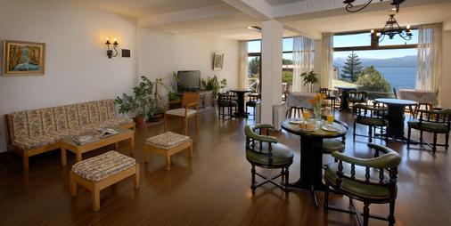 Hotel Tirol - San Carlos de Bariloche - Living room