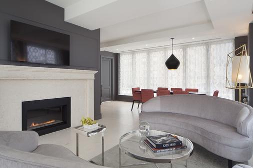 The Marmara Park Avenue - New York - Living room