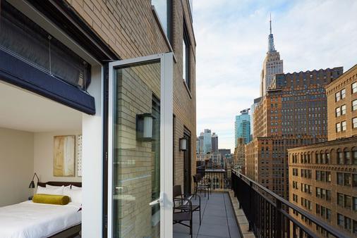 The Marmara Park Avenue - New York - Balcony