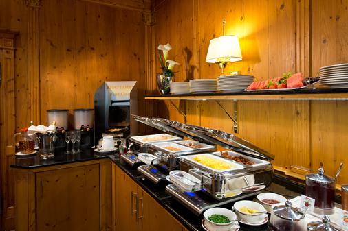 King's Hotel Center - Munich - Restaurant