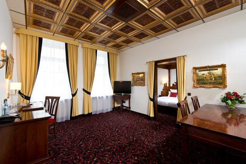 King's Hotel Center - Munich - Living room