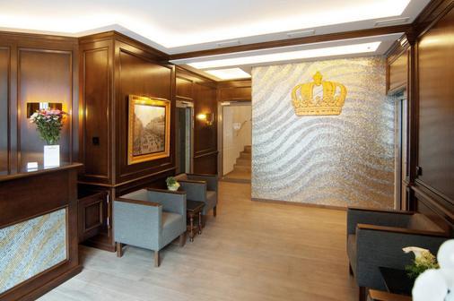 King's Hotel Center - Munich - Front desk