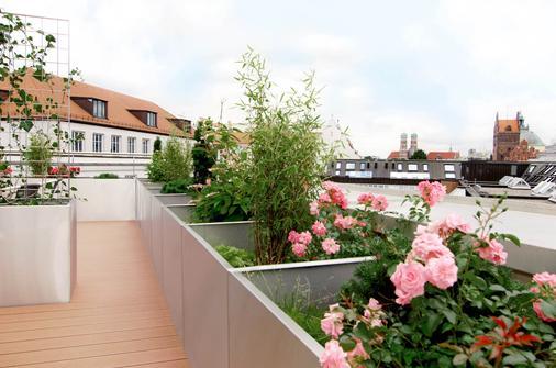 King's Hotel Center - Munich - Balcony