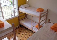 Solar63 Hostel - Porto Alegre - Bedroom