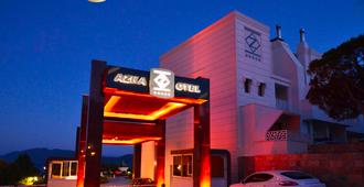 Azka Hotel - Bodrum - Building
