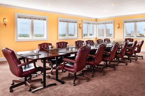 Planters Inn On Reynolds Square - Savannah - Meeting room