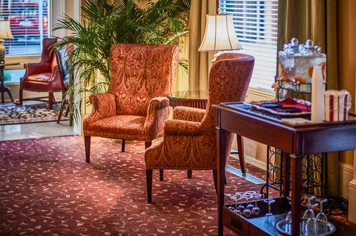 Planters Inn On Reynolds Square - Savannah - Lobby